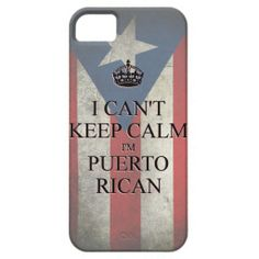 Puerto Rican funny jokes | cannot keep calm i'm puerto rican flag iPhone 5 iPhone 5 Cover from ...