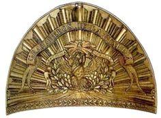 Mexican Grenadiers Cap Plate