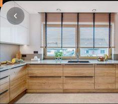 Bungalow Kitchen, Home Decor Kitchen, Kitchen Interior, Bathroom Design Small, Modern Kitchen Design, Küchen Design, House Design, Loft Interiors, Natural Home Decor