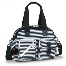 Kipling Defea Marine Print Shoulder Bag Kipling Defea 6d6f53b63749a
