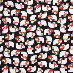 #pattern #polarbears