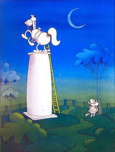 The Exhibition of Cartoon / Mordillo / Argentina :: Satirical Illustrations, Learn Art, Humor Grafico, Romance, Illusions, Folk Art, Fairy Tales, Disney Characters, Fictional Characters