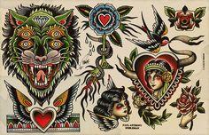 tim hendricks rose tattoo - Google Search