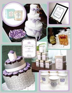 A Tocca Inspired Spa Bridal Shower