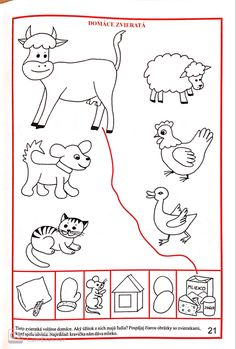 Animal Crafts For Kids, Farm Theme, Drawing For Kids, Preschool Activities, Farm Animals, Kindergarten, Homeschool, Abs, Education