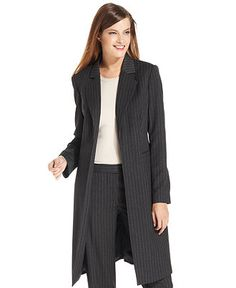 Evan Picone Women's Pinstripe Pant Suit by Evan Picone | Suits ...