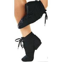 Sansha Soho Jazz Boots Canvas - Split-sole with pleat protection leather  patch. 0d63c8f8bc3