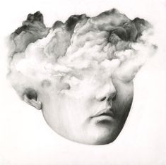 CALEB HAHNE Head in the clouds, 2012