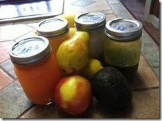 κονσερβοποίηση χυμών και φρούτων χωρίς ζάχαρη Kitchen Hacks, Preserves, Juice, Weight Loss, Canning, Fruit, Healthy, Tips, Recipes