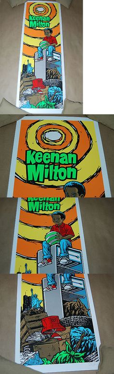 Posters 58127: Sean Cliver Blind Keenan Milton Screen Print Poster Signed 101 Skateboard World BUY IT NOW ONLY: $275.0