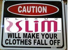 ‼️CAUTION‼️ Plexus Slim will make your clothes fall off!! www.plexusslim.com/mandimarbury
