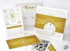 """• Papeterie de mariage collection """"Majestic"""" disponible sur http://printyourlove.fr • Wedding stationery available on http://printyourlove.fr"""