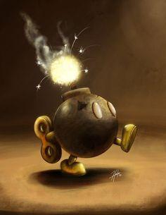 Bomba y poooooooooom!!!!