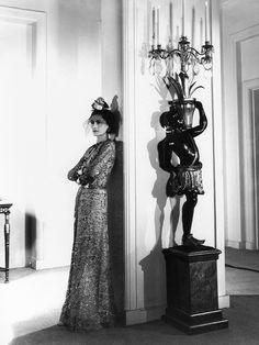 Coco Chanel. Cecil Beaton.