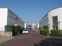 Kiefhoek Rotterdam (JJP. Oud) 1925-30