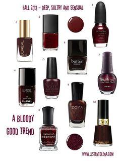 Cosmetics Dupes . NAIL POLISH | ♥ J I b ♥