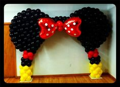 Minnie Mouse Party On Pinterest