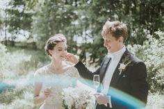 Bröllopsfotograf Karlskrona - Pia & Gustav