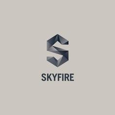 Skyfire by Floris Voorveld, via Behance