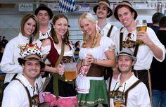 Oktoberfest Frankenmuth - German Food in the USA