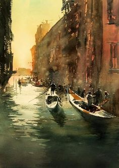 Kazuo Kasai, Venice