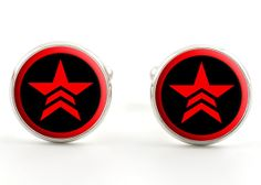Mass Effect Renegade Cufflinks