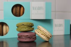 #macarons from @DCPatisserie #DC #macaronlove