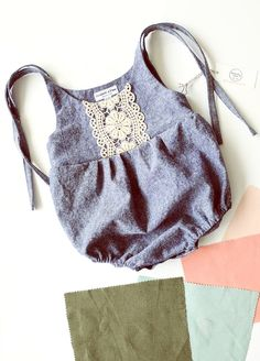 baby rompers – Baby and Toddler Clothing and Accesories Baby Outfits, Outfits Niños, Kids Outfits, Little Boy Fashion, Baby Girl Fashion, Kids Fashion, Baby Girl Romper, Baby Dress, Baby Rompers