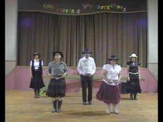 """Redneck woman"" Line Dance"