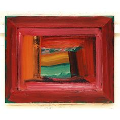 Howard Hodgkin I Sad Lagoon Abstract Drawings, Abstract Art, Sad Artwork, Meaningful Paintings, Howard Hodgkin, Collage Art Mixed Media, Art Thou, Abstract Expressionism, Painting Inspiration