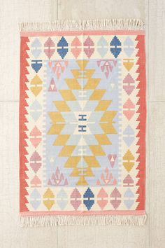 Shop Isolde Kilim Printed Rug at Urban Outfitters today. We carry all the latest styles, colors and brands for you to choose from right here.