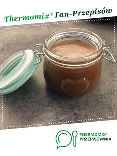 Domowa nutella jest to przepis stworzony przez użytkownika Hadzia86. Ten przepis na Thermomix® znajdziesz w kategorii Desery na www.przepisownia.pl, społeczności Thermomix®. Nutella, Food And Drink, Drinks, Kitchen, Gastronomia, Thermomix, Drinking, Beverages, Cooking