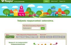 Naapur.fi - Valjasta naapurustosi ostovoima - Invesdor