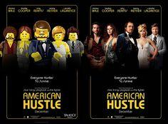 Lego, Premios Oscar, Oscar 2014, American Hustle