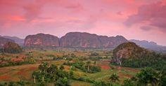 Vinales  - Cu Ba được coi là một trong những thung lũng đẹp nhất thế giới.