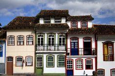 Casarios de Minas Gerais