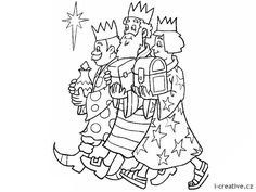 Wise Men Coloring Page - 32 Wise Men Coloring Page , Three Kings Day Coloring Pages Los Tres Reyes Magos Bible Coloring Pages, Flower Coloring Pages, Adult Coloring Pages, Christmas Crafts For Kids, Christmas Colors, Kids Christmas, Cycle For Kids, Bible Stories For Kids, Three Wise Men