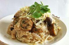Mushroom Miso Risotto  Recipe on Food52 recipe on Food52