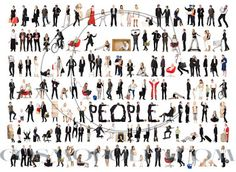 Photo about Collage of a lots of people with different expression isolated on white background. Image of happy, isolated, lifestyle - 16380456 What Is Social, Image Collage, Human Kindness, Big Picture, Blog, Poster Prints, Photo Wall, Stock Photos, Frame