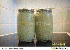 Kysané zelí do sklenic recept - TopRecepty.cz