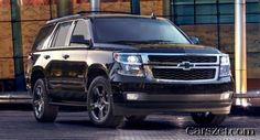 SUVs 2018-2019 Chevrolet Tahoe and Suburban got spetsversii Midnight Edition