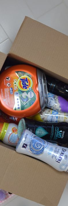 Free Monthly Sample Boxes with PinchMe | Boxes