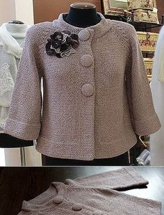 Pin by Patricia Ricci on Knitting in 2020 Coats For Women, Jackets For Women, Clothes For Women, African Fashion Skirts, Trajes Business Casual, Boden Clothing, Mode Mantel, Crochet Jacket, Celebrity Outfits