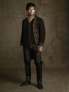 Torrance Coombs as (Bash) #ReignSeason2