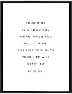 Handla din egen Your Mind poster från Galerie här. Vi levererar alltid våra…