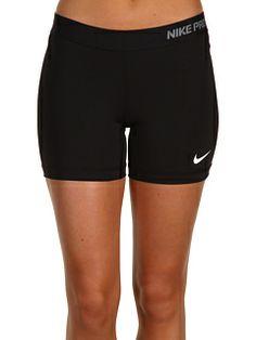 "Nike Pro Core Compression 5"" Short Black/CoolGrey - Zappos.com Free Shipping BOTH Ways"