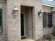 Columbus Charleston with ? Metal Roof Houses, House Roof, Brick Companies, Brick Colors, Brick And Mortar, Exterior Paint Colors, Charleston, Building A House, House Plans