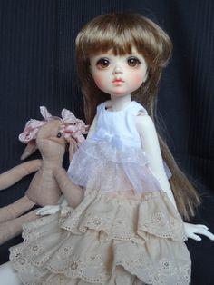 Muñeca BJD MSD Leekeworld Leina Head ART Body A 5 Outfits Makeup Viridian House | eBay