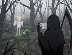 New Drawing Anime Sad Artists 56 Ideas Dark Art Illustrations, Illustration Art, Sad Anime, Anime Art, Image Triste, Sun Projects, Vent Art, Arte Obscura, Sad Art
