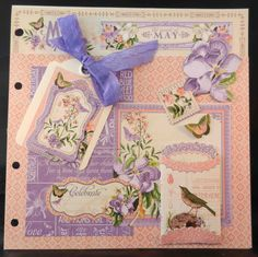 May Page -  A time to Flourish by Jan Kruger